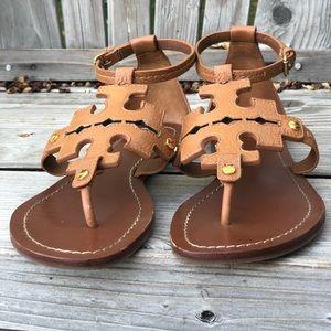 Tory Burch Phoebe thong ankle strap sandal slide